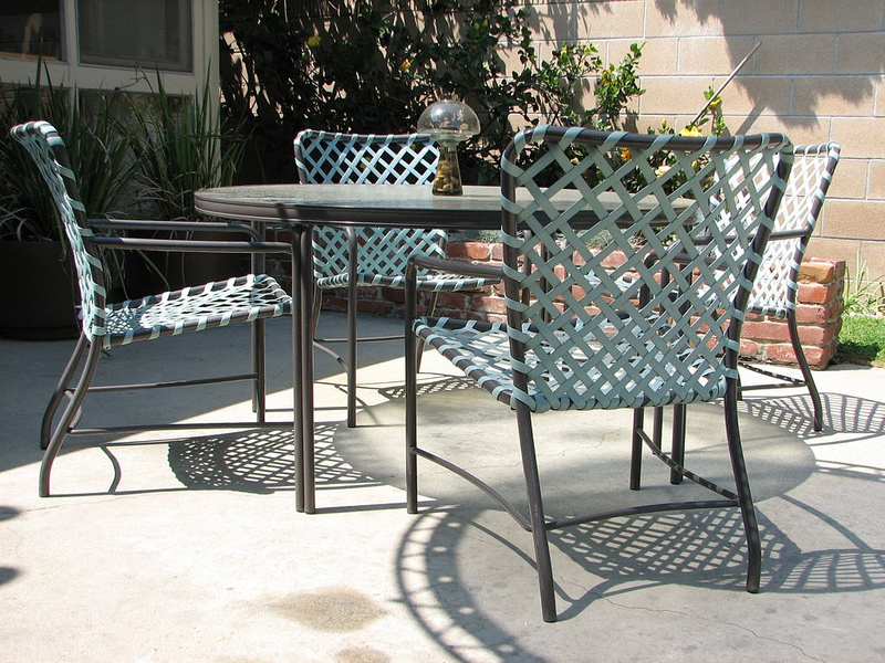 brown jordan patio furniture care and cleaning brown jordan furniture - the southern company MERJSUE