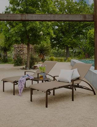 brown jordan patio furniture home · manufacturers; brown jordan. pasadena sling collection WJLFHPG