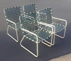brown jordan patio furniture image is loading vintage-brown-jordan-patio-dining-chair-set-of-