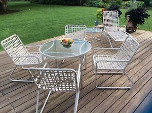 brown jordan patio furniture image is loading vintage-mid-century-brown-jordan-lito-patio-furniture-