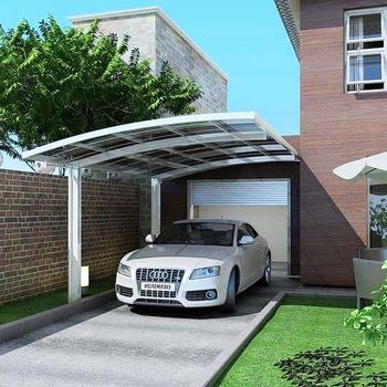 car canopy aluminum car parking canopies and carport canopy-glass carport ZZNRYZJ