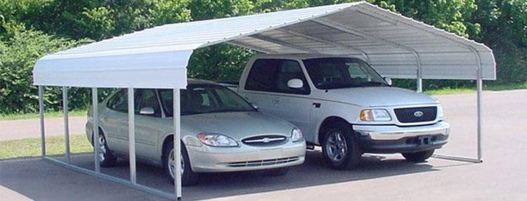 car canopy good material aluminum car canopies FKFYQOU