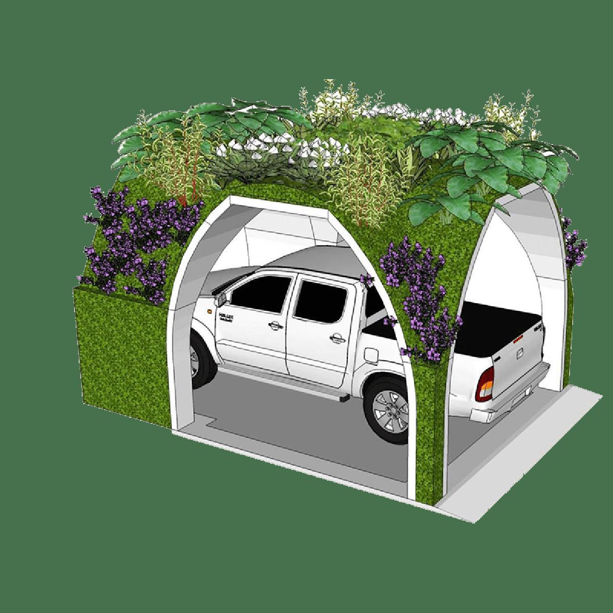 car shelters GFLXYPF