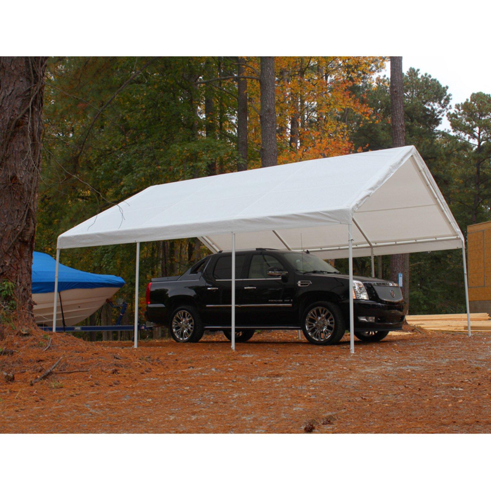 carport canopy king canopy hercules canopy carport - 18 x 20 ft. HYLSQEH