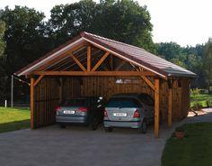 carport designs | douglas fir apex carport with a storage shed attached HGFHDAE