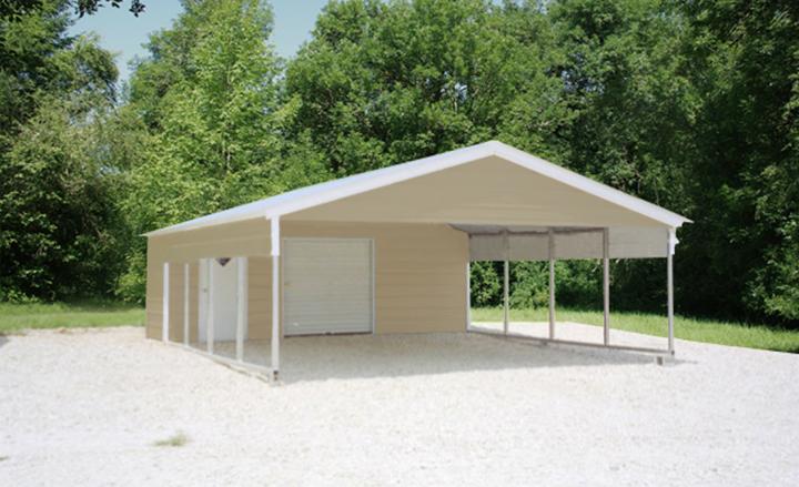 carport garage garage u0026 carport hybrids ... SKYJXPF