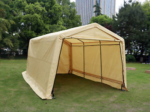 carport tent image is loading canopy-carport-tent-garage-portable-outdoor-shelter-auto- EIFSZUZ
