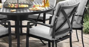 cast aluminium garden furniture EIOBRVK