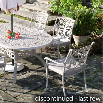 cast aluminium garden furniture JXTJGXS