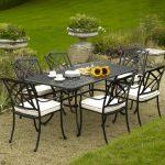 Cast Aluminium Garden Furniture for Relaxing
