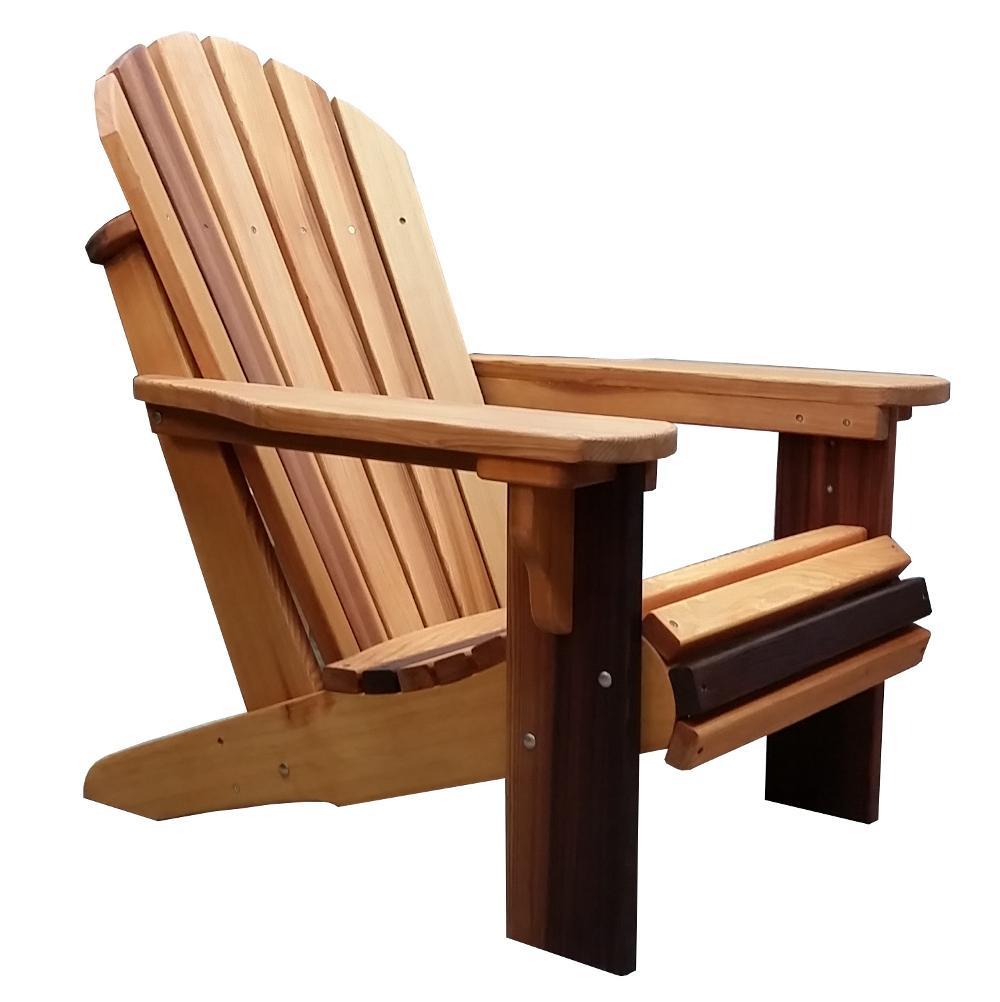 cedar adirondack chairs ... KHKFBGI