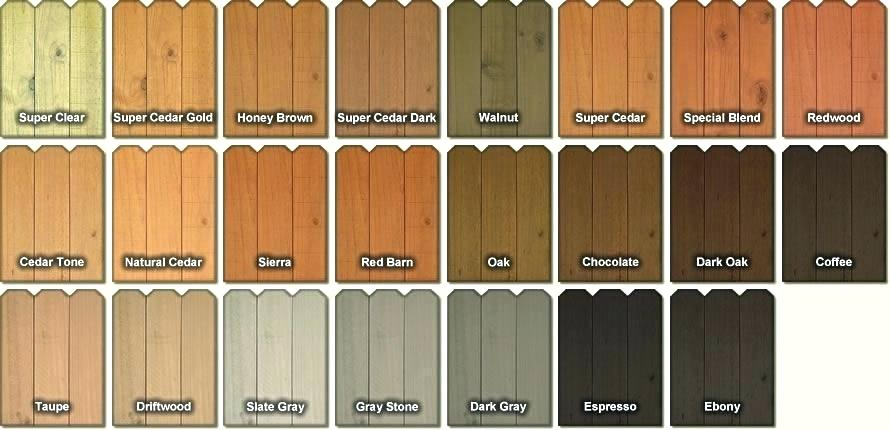 cedar fence sealer wood fence sealer reviews fence and deck stain colors AJCZIGA