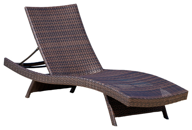 chaise lounge outdoor lakeport outdoor adjustable chaise lounge chair WBVDKGY