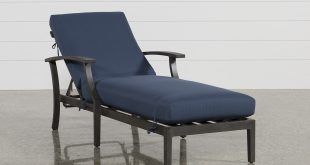 chaise lounge outdoor outdoor martinique navy chaise lounge - 360 NDORLZW