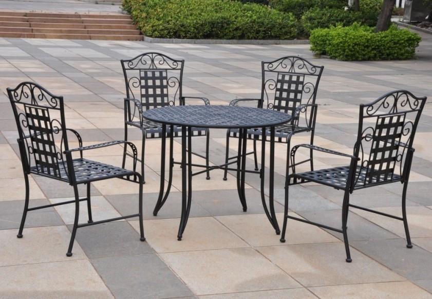 characteristics of wrought iron furniture UKUYIGQ