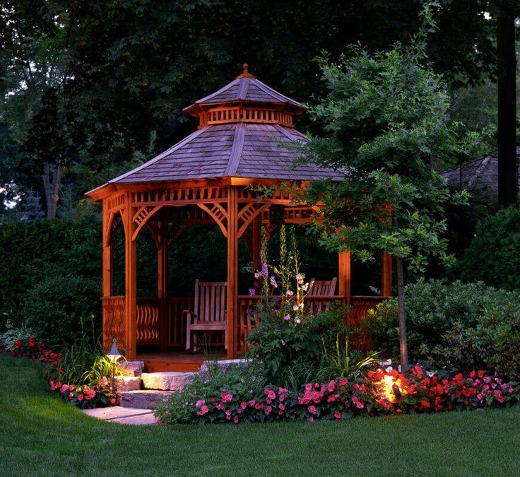 chic garden gazebo gazebo jrymhsk IVHABPL