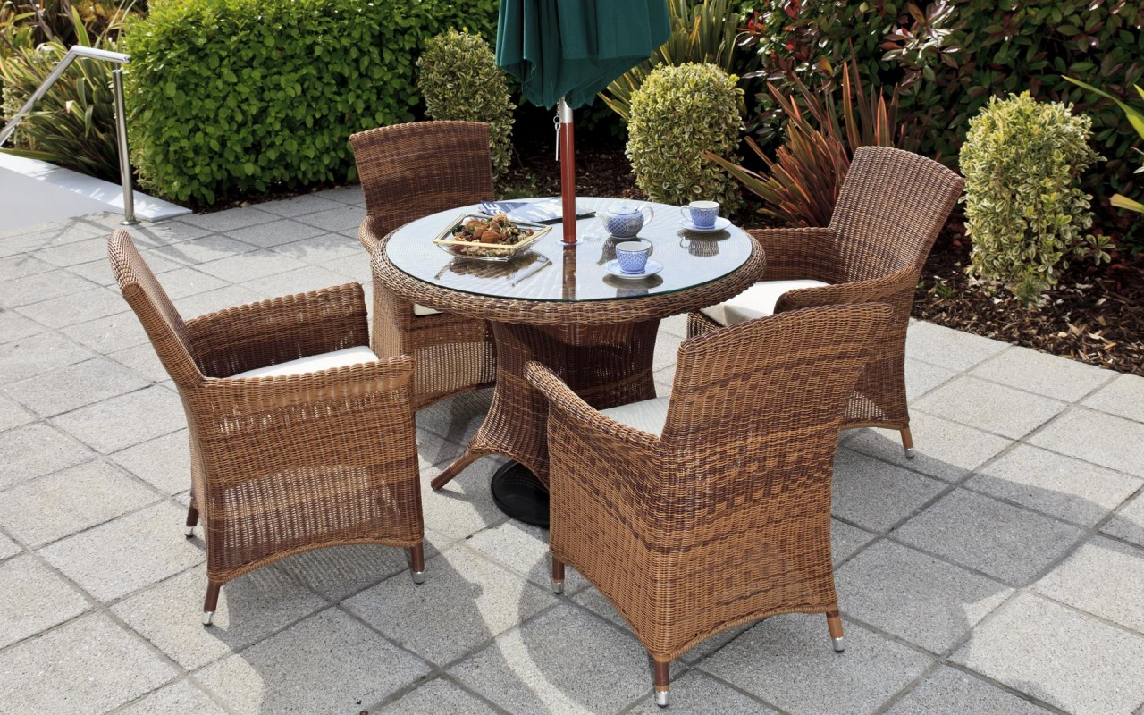 classic outdoor rattan furniture IAPVCHX