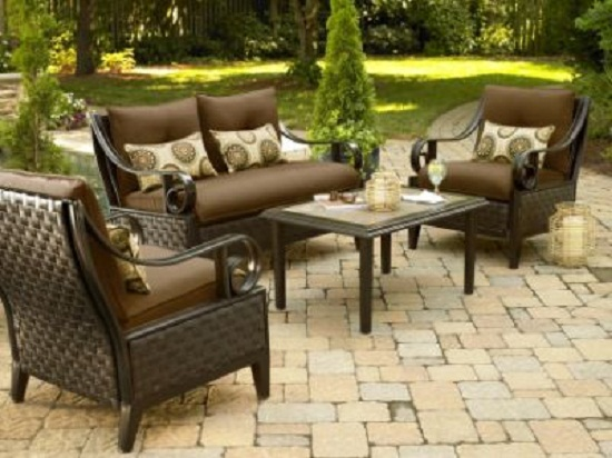 How to get clearance patio furniture sets - Decorifusta