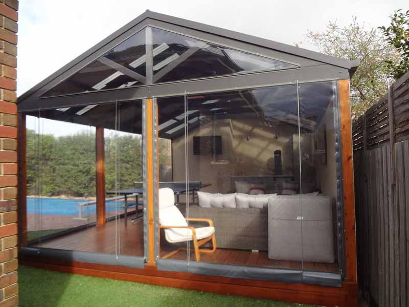 collection in outdoor enclosed patio ideas enclosed outdoor rooms HSVYPLJ