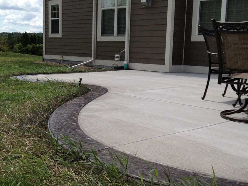 colored cement patio | by using colored concrete stained concrete concrete ZYEEIHD