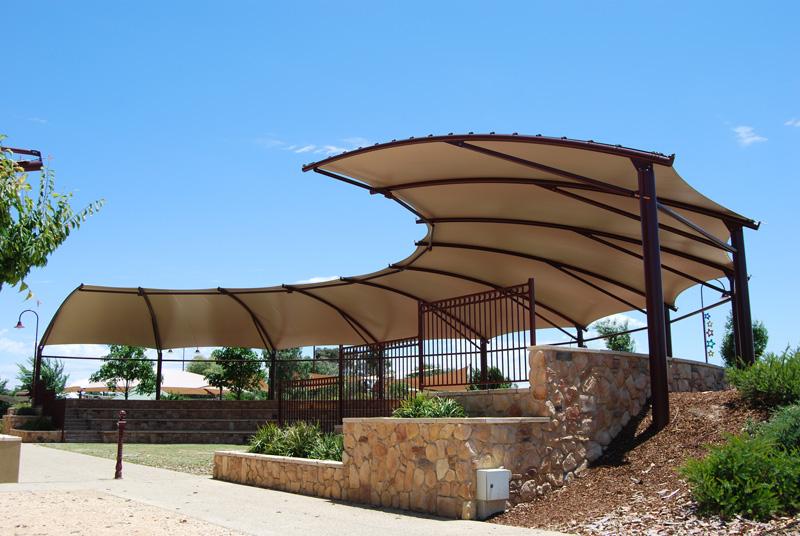 commercial shade structures KIIJFIZ