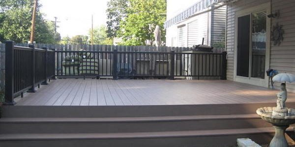 composite deck composite decking is a decking material