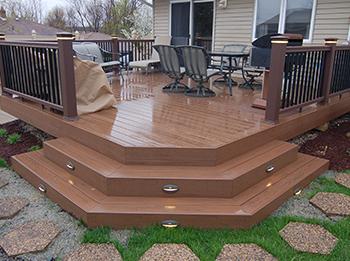 composite deck composite decks cleveland ohio WITFOLG