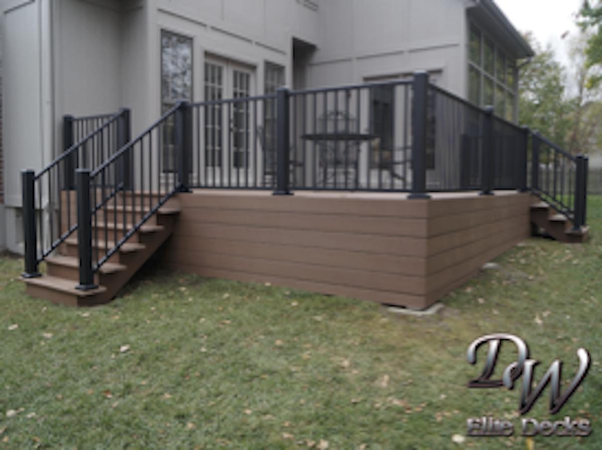 composite deck pictures, kansas city deck builder HOIFCSF