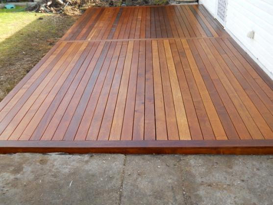 composite decking designs by suburban carpentry IWZOPUC