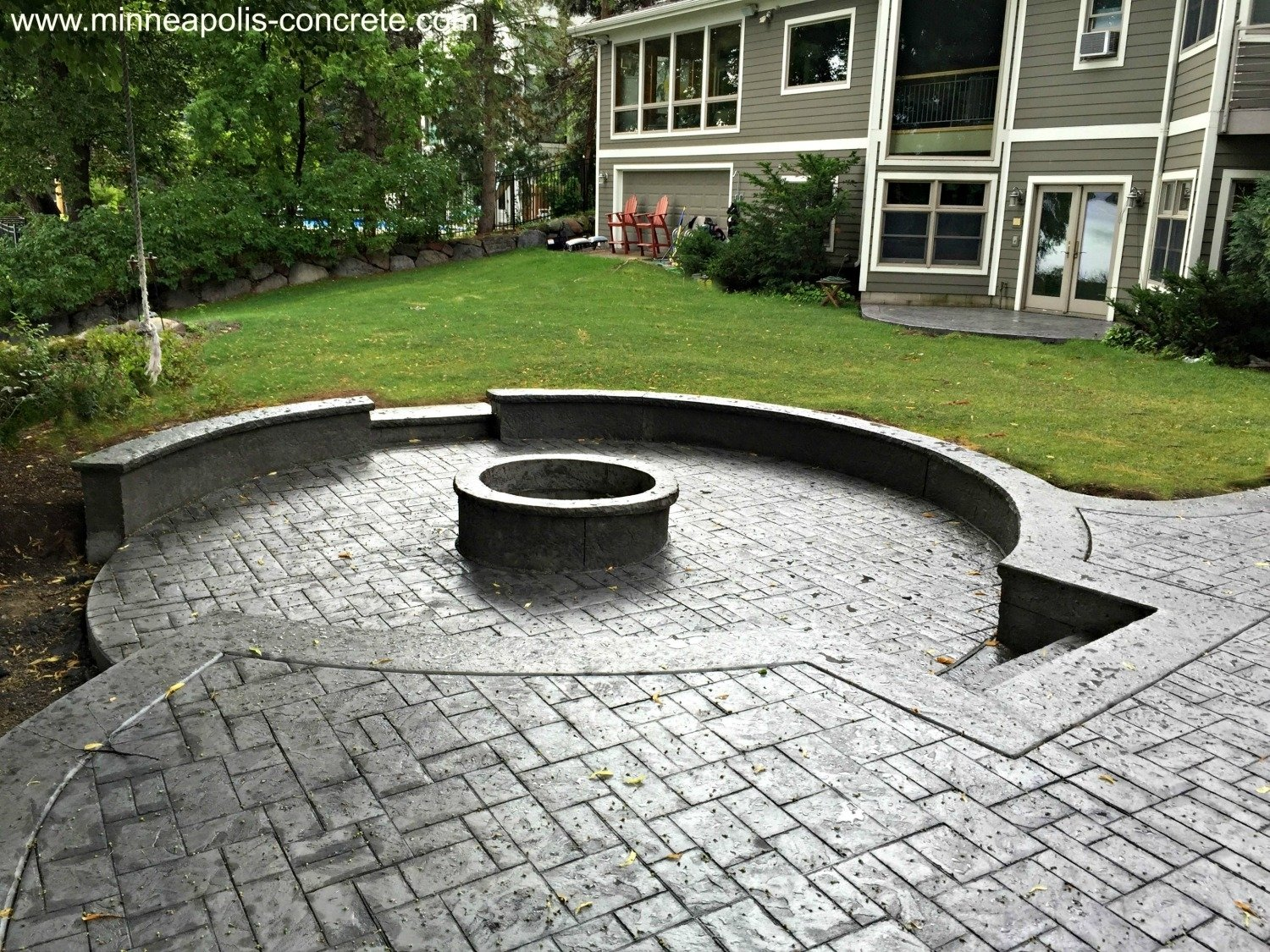concrete color options with stamped concrete patio how to install stamped PXJQWEC