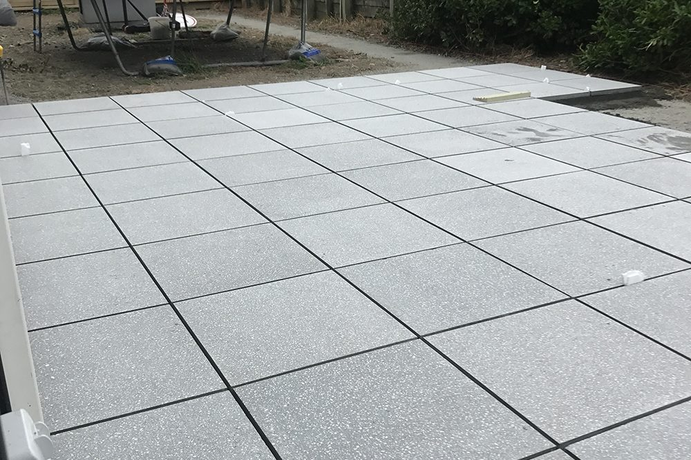 concrete paving our team are highly skilled with the expertise and ability to lay OBTKPTB