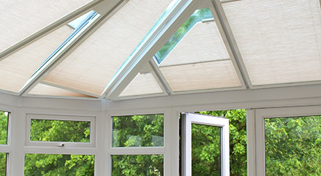 conservatory roof blinds buying blinds for your conservatory QPVLPOE