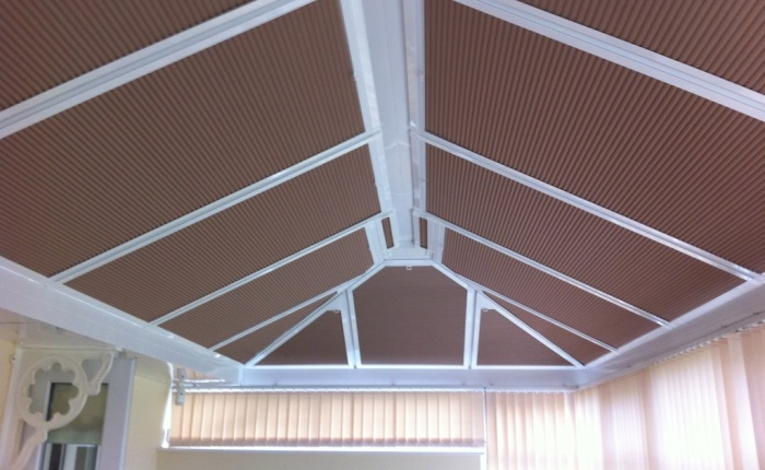 conservatory roof blinds conservatory blinds website picture gallery