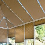 Get the Functionality of Conservatory Roof Blinds for your conservatory