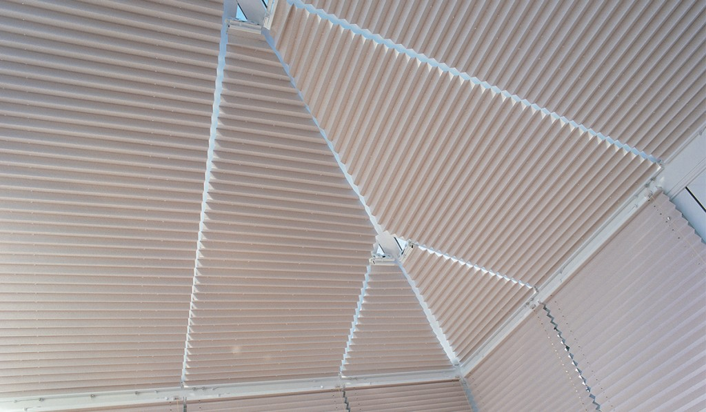 conservatory roof blinds ... GGDOAKX
