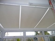 conservatory roof blinds roller roof blinds | roof