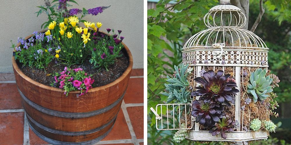 container gardening ideas container gardens PZELNPS