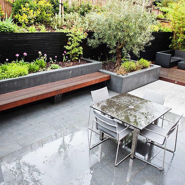 contemporary gardens small contemporary garden with contemporary resort garden wing CWYVXUK