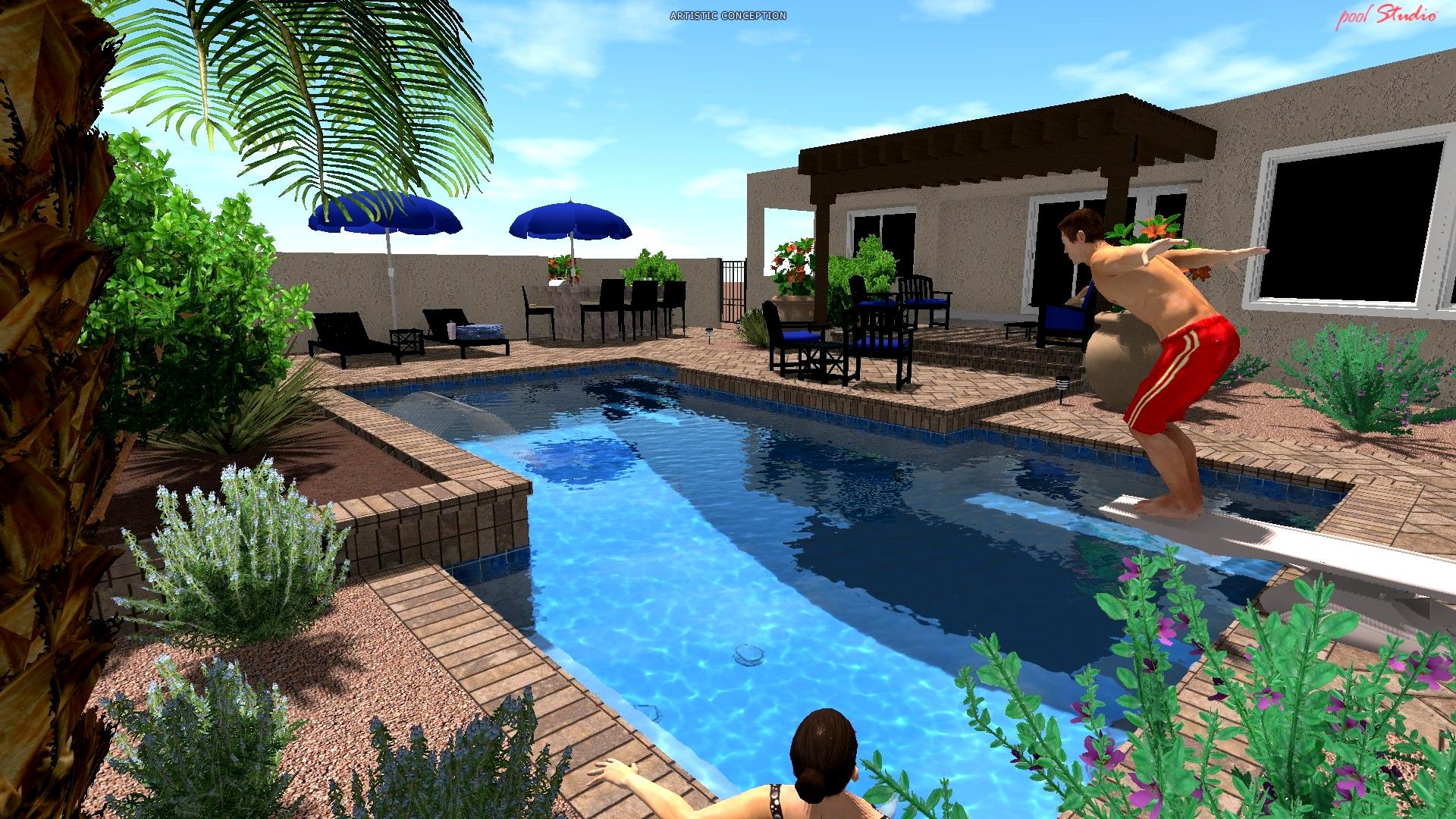 cool pools contracting tucson UKQXYWL