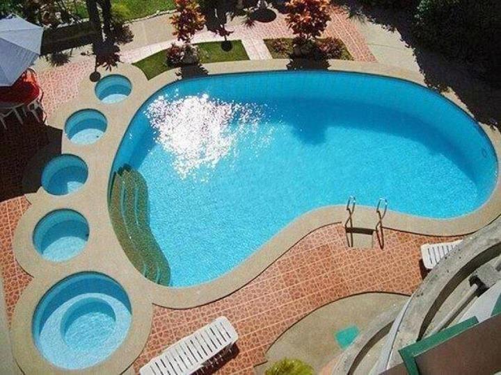 cool pools shaped cool pool MPXNVQM