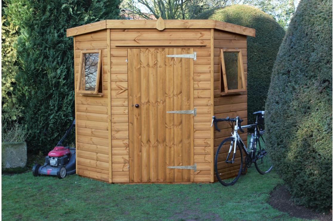 corner sheds corner shed NDCABIR