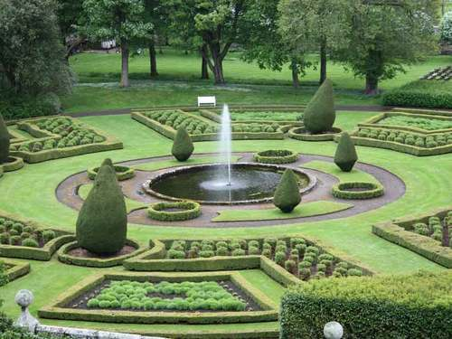 corporate landscape garden JKIZWNA