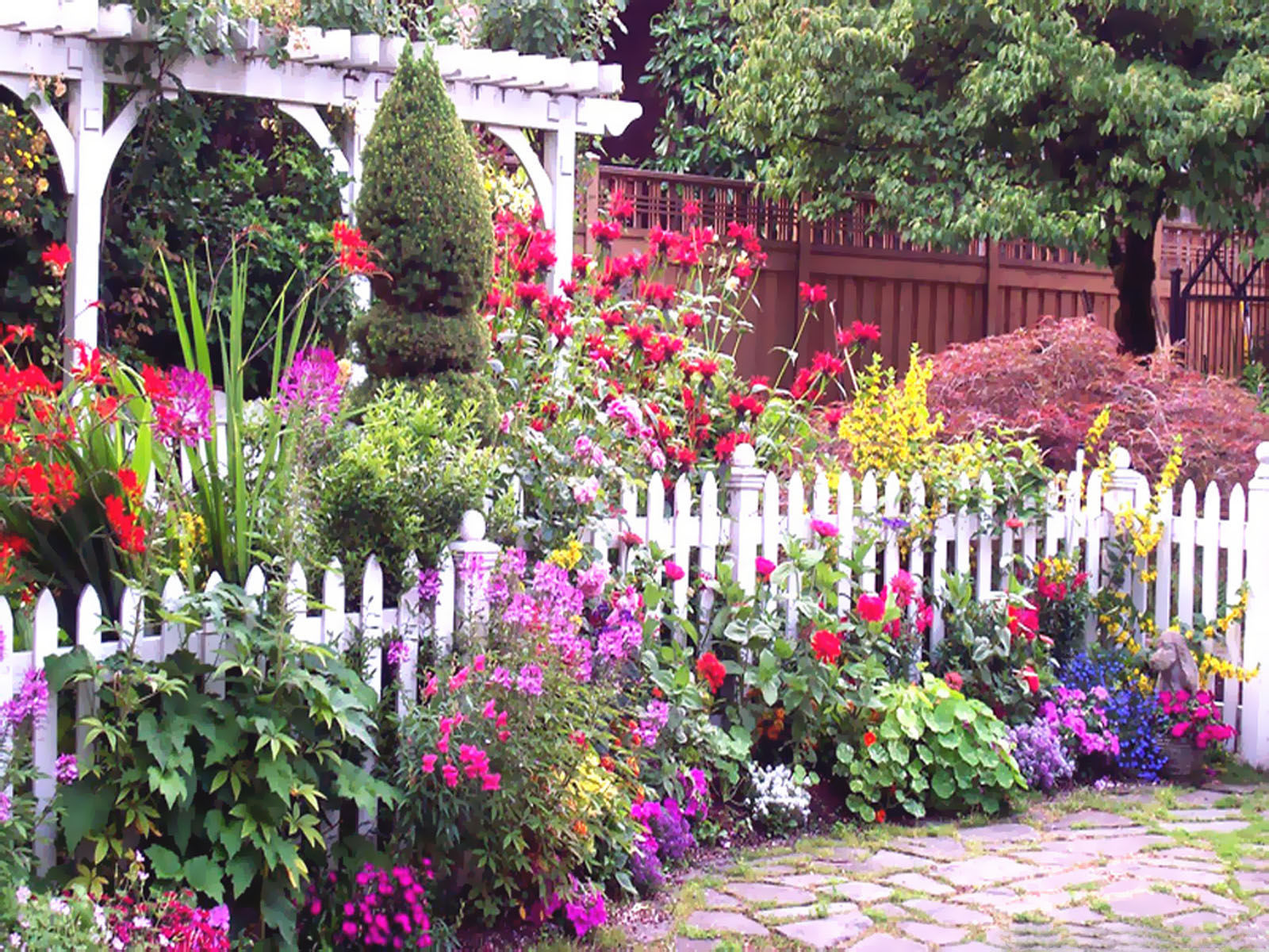 cottage garden modern cottage gardens aim to house the most number of regional and NMVRAWV