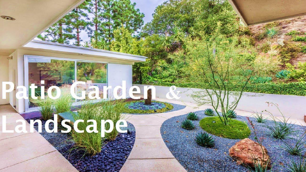 How To Make A Perfect Patio Garden Decorifusta
