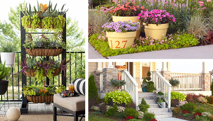 creative garden ideas gardening ideas: vertical planter, container gardens, and landscape design  ideas. DABYIKA