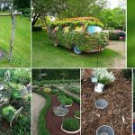 Be Inventive: Go creative with creative garden ideas