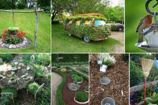 creative garden ideas gardening-ideas YMSSQCQ