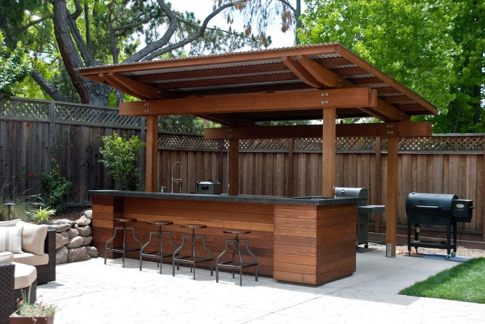 creative patio/outdoor bar ideas you must try at your backyard SEXSSMQ