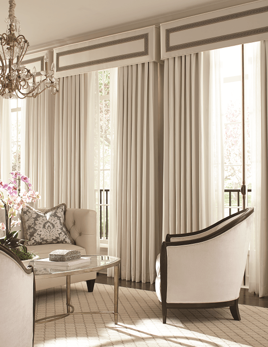 custom curtains cornice drapery custom draperies panels for homes in davie, weston u0026 MFKOLNW