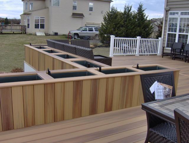 custom deck planters modern-deck ABCGLRA